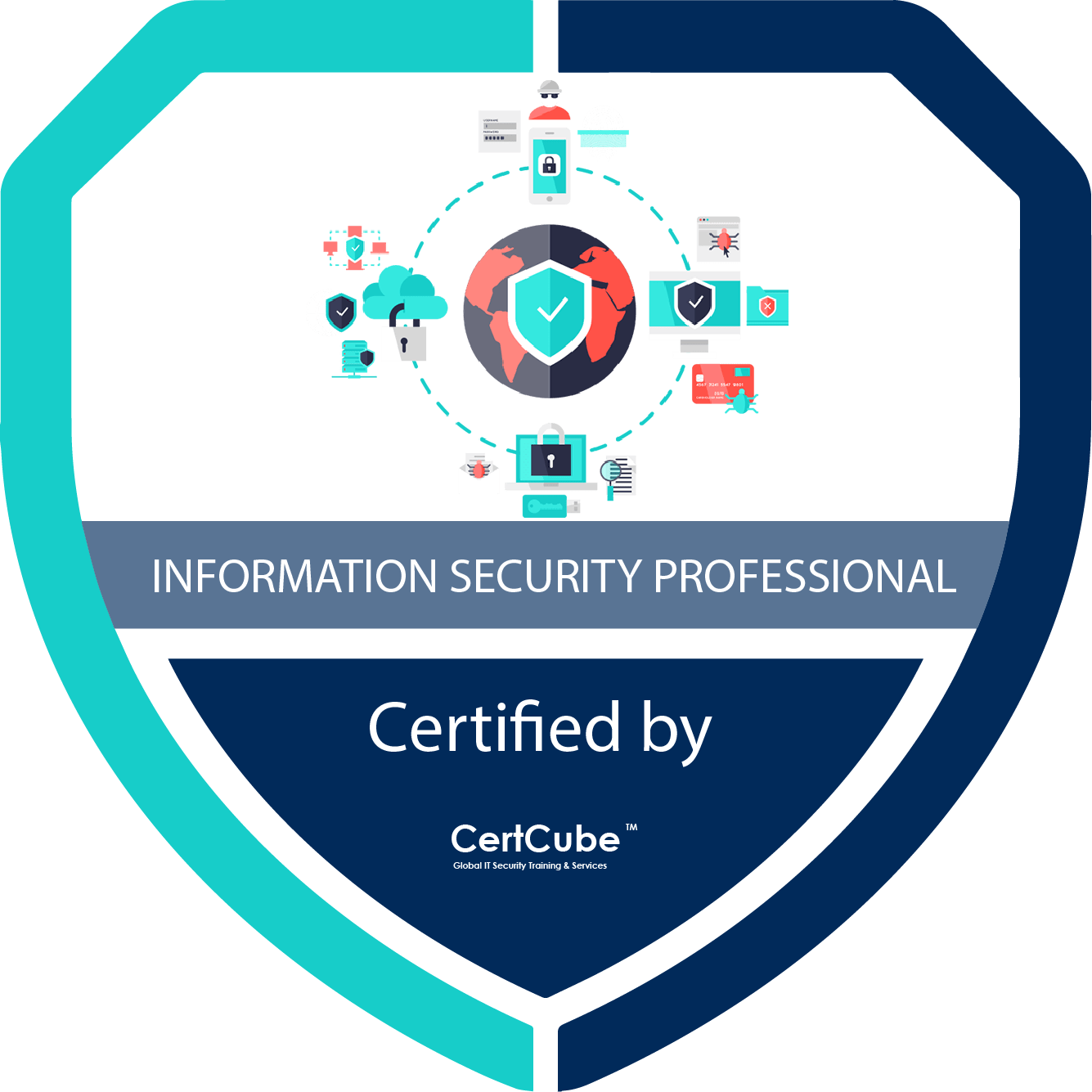 Certified information security professional 1