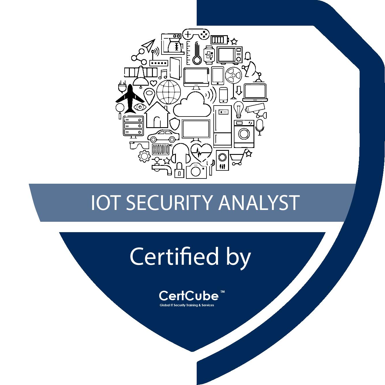 IoT Security Analyst -IOT141 1