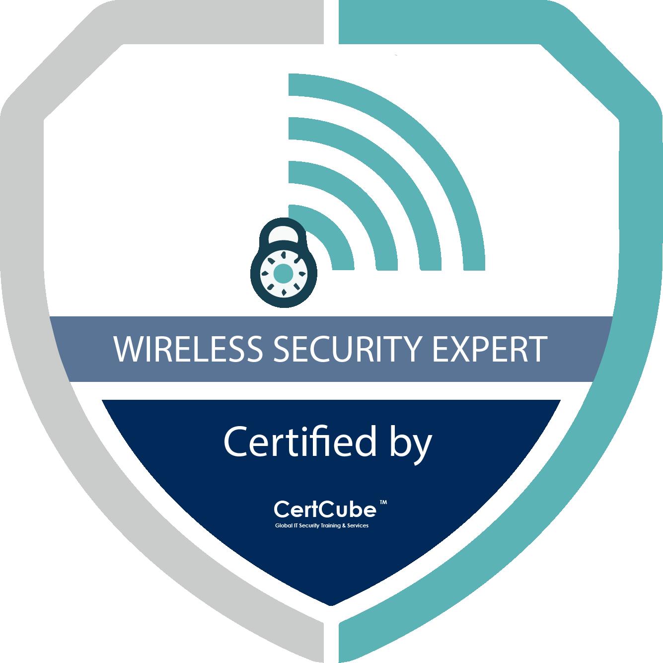 certcube wireless security expert 1