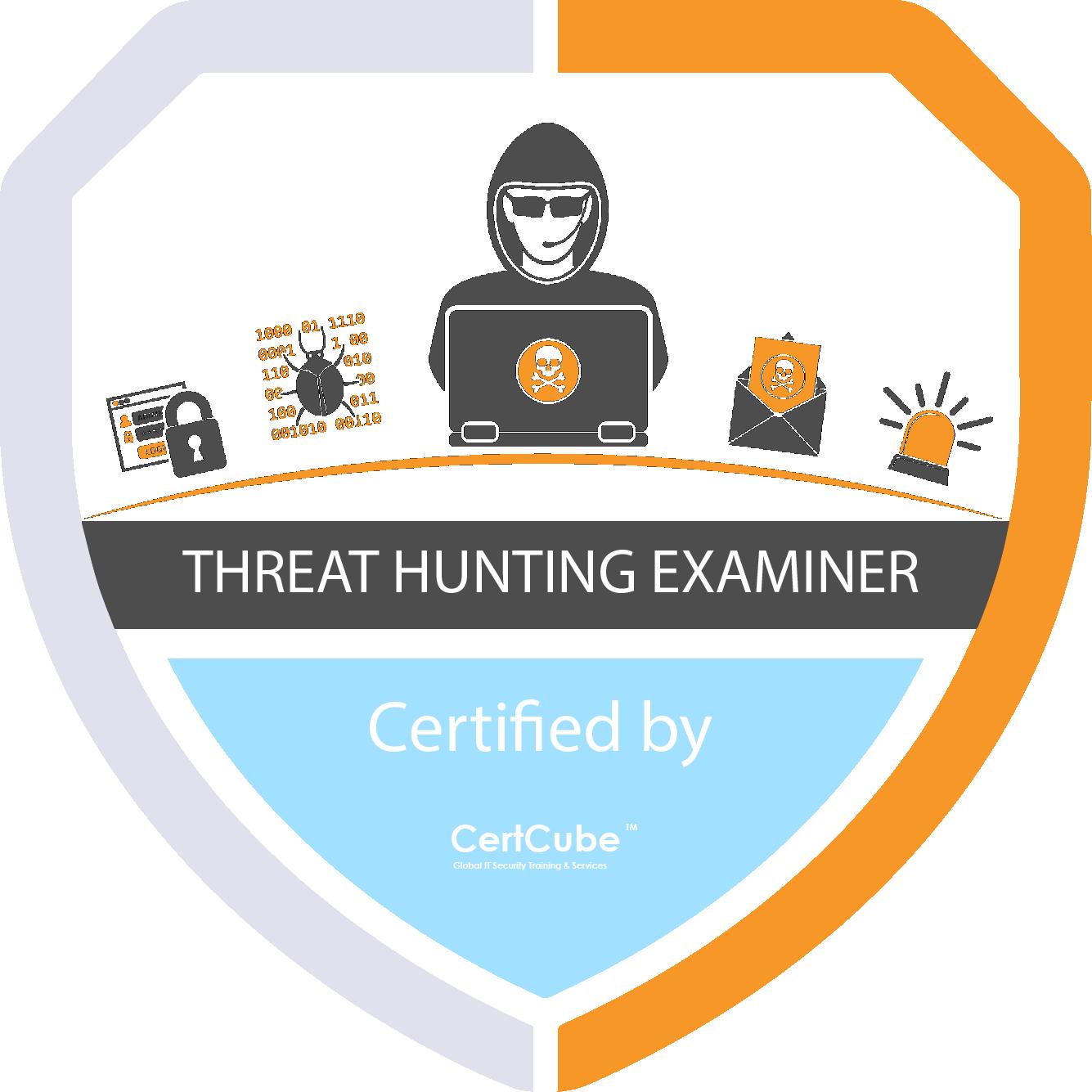 Threat hunting examiner